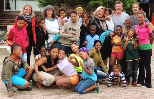 Tanzprojekt in Deutschland und Südafrika