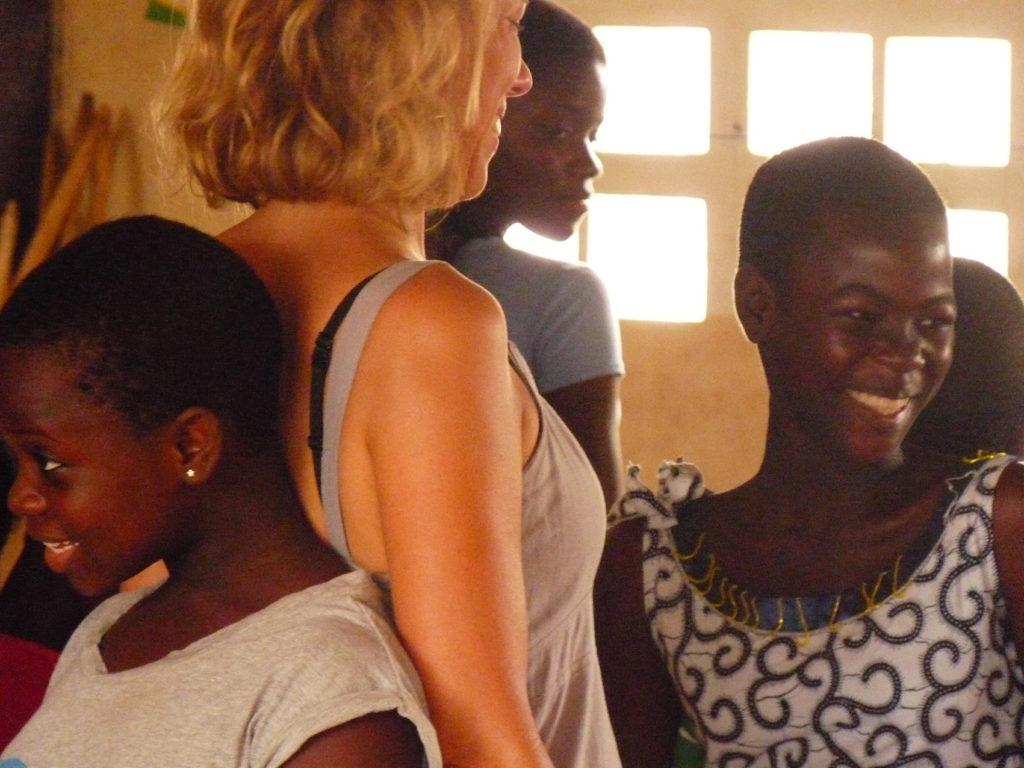 Tanztheaterprojekt Afrika